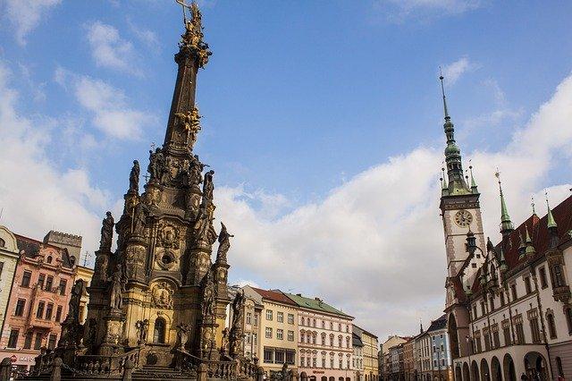 majestát Olomouce