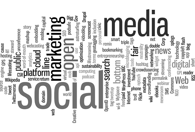 marketing a sociální média