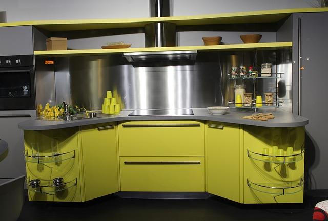 kuchyň do u