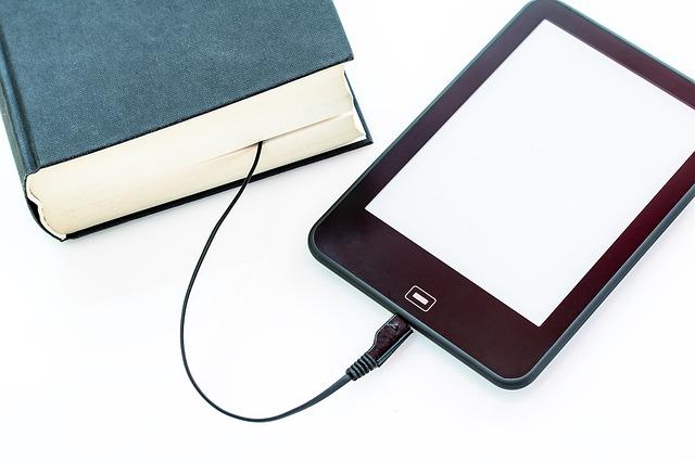 ebook a kniha