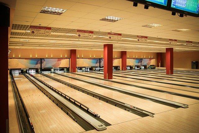 herna bowlingu