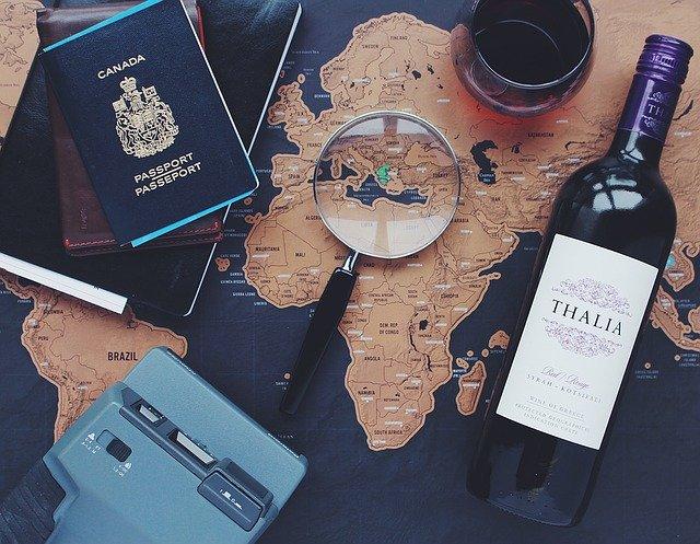 potřeby na cestování