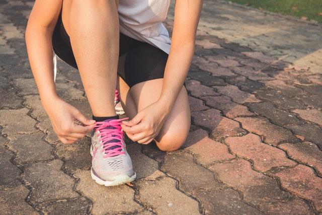 Příprava na běhání